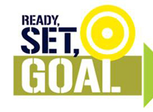 ready set goal icon