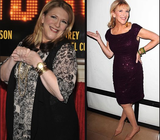 Lisa Lampanelli Before and After